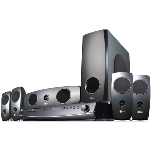 LG Electronics LHT854 Home Theater System