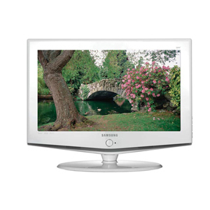 "Samsung Electronics LN-S1952W 19"" LCD TV"