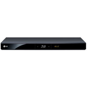LG Electronics BD550 Blu-ray Disc Player