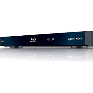 LG Electronics BD590 Blu-ray Disc Player