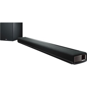 MusicCast Sound Bar with Wireless Subwoofer