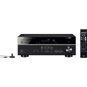 Yamaha RX-V485 5.1-Channel AV Receiver with MusicCast