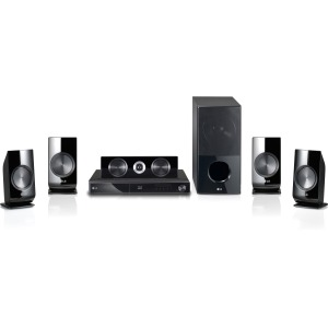 LHB336 Home Theater System