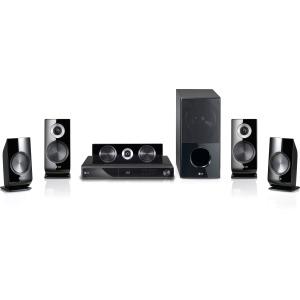 LHB536 Home Theater System
