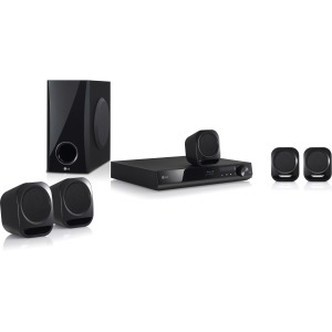 LG Electronics Blu-ray Disc Home Theater System BH4120S