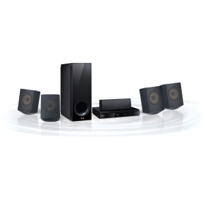 LG Electronics 1000W 5.1ch 3D Smart Home Theater System BH6730S