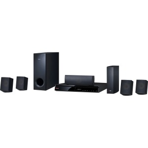 LG Electronics 1000W 5.1ch 3D Smart Home Theater System with Wireless Speakers BH6830SW