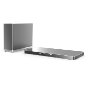 LG Electronics LAB540W 320W 4.1Ch Sound Plate with Wireless Subwoofer