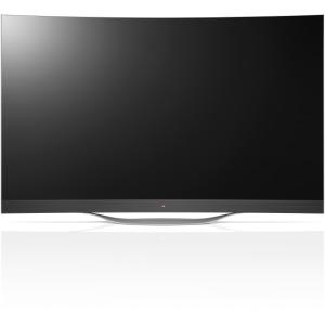 "LG Electronics 77"" Class (76.7"" Diagonal) UHD 4K Smart 3D Curved OLED TV W/ WebOS"