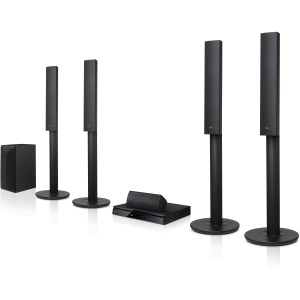 LG Electronics LHB655 Home Theater System