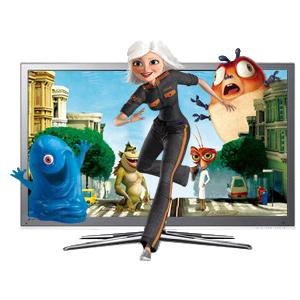 """Samsung Electronics UE55C8000 55"""" LED-LCD TV"""