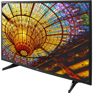 UH6100 Series 4K UHD Smart LED TV w/ webOS 3.0