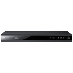 Samsung Electronics New! Smart Blu-ray Disc Player With Built-in WiFi (BD-E5700)