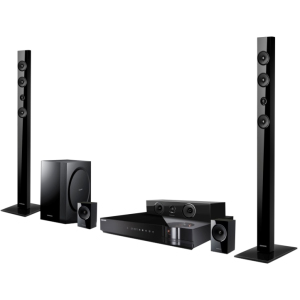 Home Theater System with Vacuum Tube & Digital Amp (HT-E6730W)