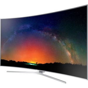 4K SUHD JS9500 Series Curved Smart TV - 65