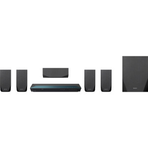 Blu-ray Disc Home Theater System with Wi-Fi