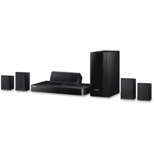 Samsung Electronics 5.1 Channel Blu-Ray Home Theater