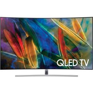 "Samsung Electronics 55"" Class Q7C Curved QLED 4K TV"