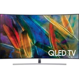 "Samsung Electronics 65"" Class Q7C Curved QLED 4K TV"
