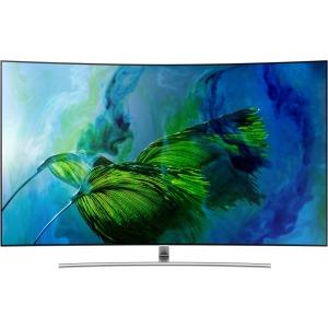 "Samsung Electronics 75"" Class Q8C Curved QLED 4K TV"