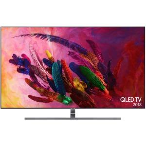 "Samsung Electronics 55"" Class Q7FN QLED Smart 4K UHD TV (2018)"