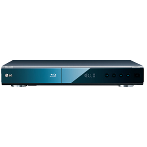 BD390 Blu-ray Disc Player