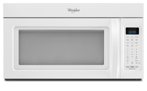 Model: WMH32517AW | Whirlpool Whirlpool1.7 cu. ft.Microwave Hood Combination with 1,000-Watts Cooking Power
