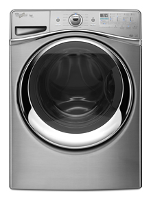 Whirlpool 4.3 cu. ft. Duet Steam Front Load Washer with Precision Dispense Ultra