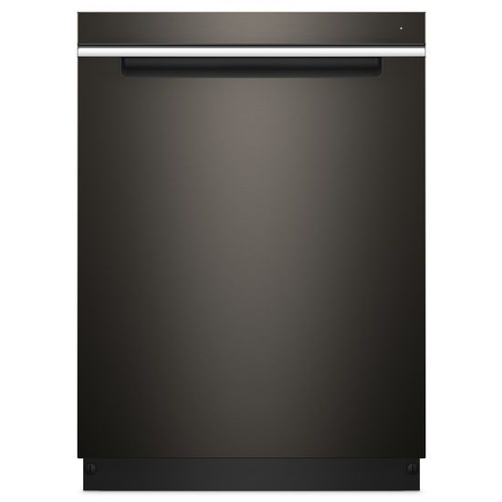 Whirlpool Black Stainless Electric Package