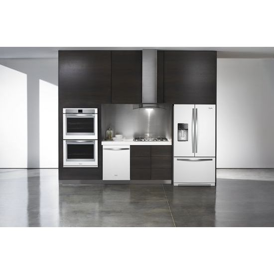 Model: 3-WOD93EC0AHSD-AD1 | Whirlpool Gold®  10 cu. ft. Double Wall Oven with True Convection Cooking