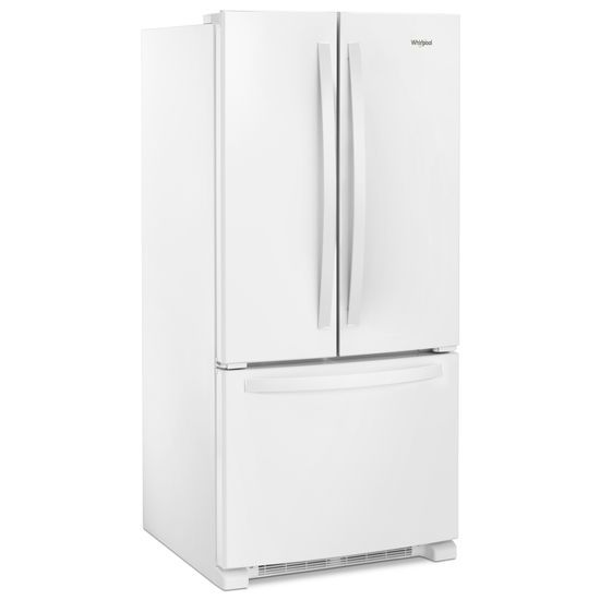 Whirlpool Wrf532smhw 33 Inch Wide French Door Refrigerator 22