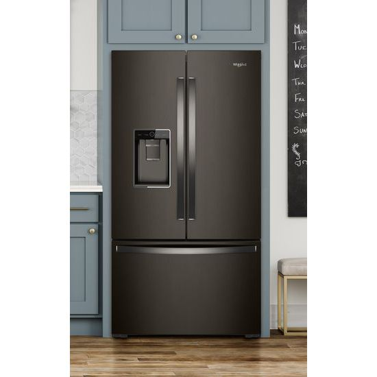 Exceptionnel 36 Inch Wide French Door Within Door Refrigerator With Cold Space   31