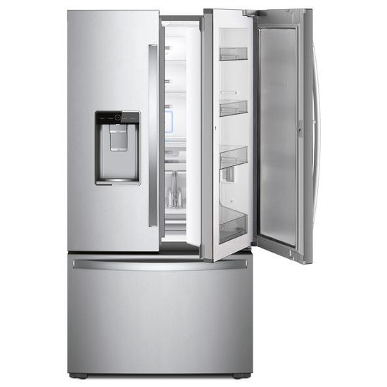 36-inch Wide Counter Depth French Door-within-Door Refrigerator - 24 cu. ft.