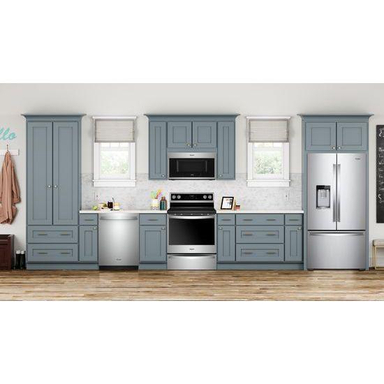 36-inch Wide Counter Depth French Door-within-Door Refrigerator - 24 cu. ft.