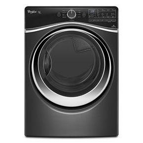 Whirlpool 7.3 cu. ft. Duet Steam Dryer with SilentSteel Dryer Drum