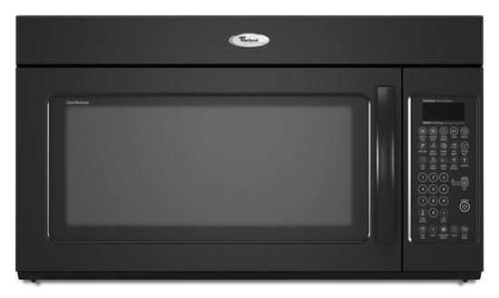 Model: GMH6185XVB | Whirlpool 1.8 cu. ft. Microwave-Range Hood Combination