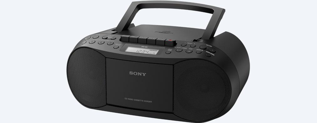 Model: CFDS70   Sony Corporation