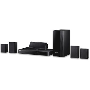 5.1 Channel Blu-Ray Home Theater