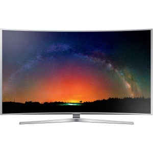 4K SUHD JS9000 Series Curved Smart TV - 65