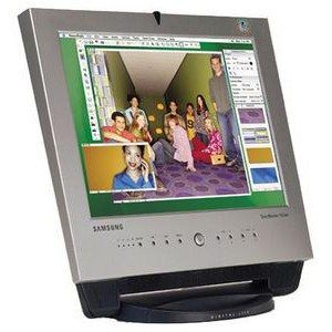 SyncMaster 150MP-SILVER TFT LCD Monitor