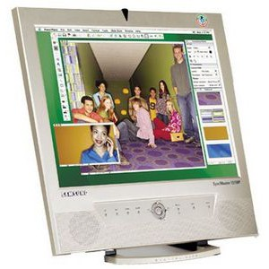 SyncMaster 151MP-SILVER TFT-LCD Monitor