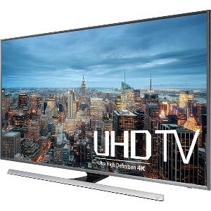 4K UHD JU7100 Series Smart TV - 75