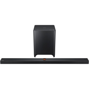 2.1 Channel Sound Bar with Vacuum Tubes