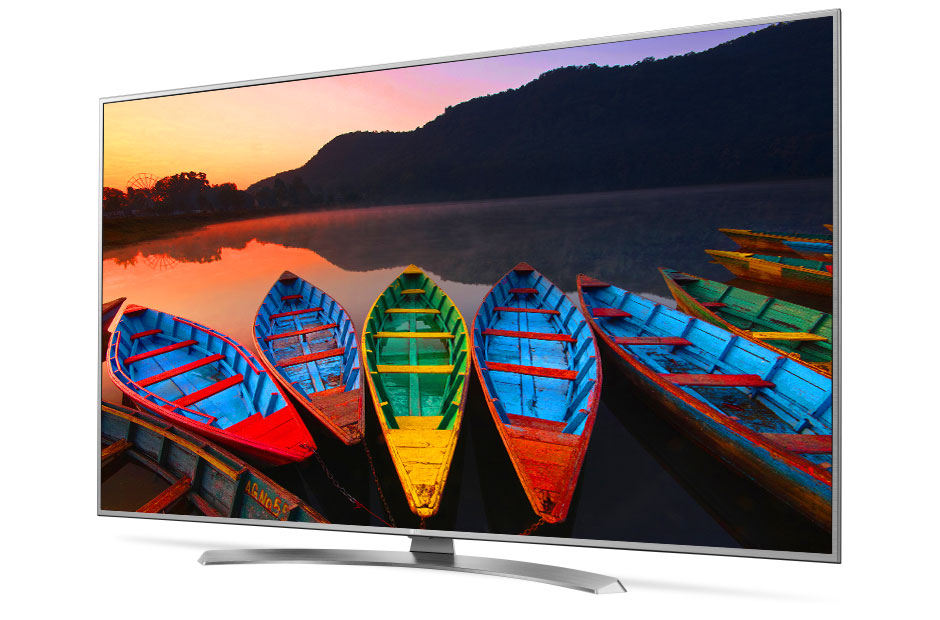 SUPER UHD 4K HDR Smart LED TV - 60