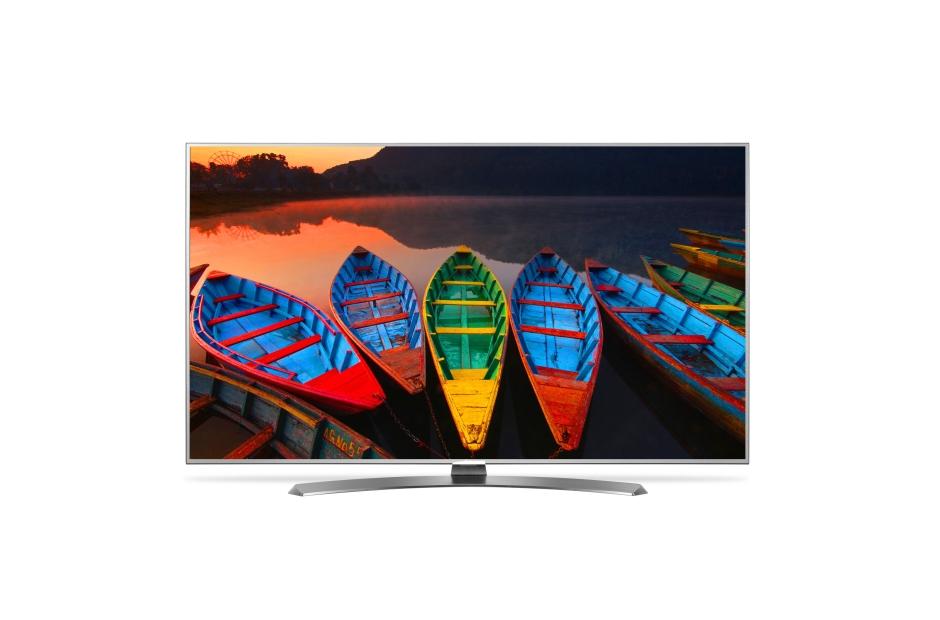 SUPER UHD 4K HDR Smart LED TV - 55