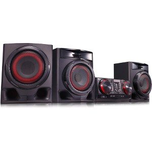 CJ45 Mini Hi-Fi System
