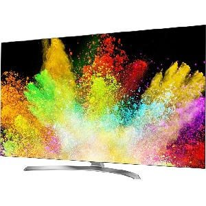 SUPER UHD 4K HDR Smart LED TV w/ Nano Cell Display - 55