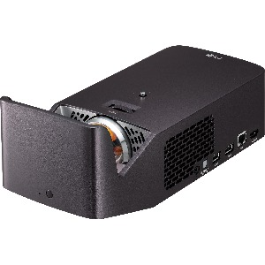 Ultra Short Throw LED Home Theater Projector with WebOS and Magic Remote