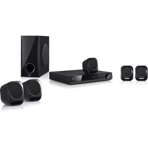 Blu-ray Disc Home Theater System BH4120S