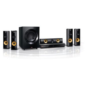 1460W 9.1ch 3D Smart Home Theater System with Wireless Speakers BH9230BW